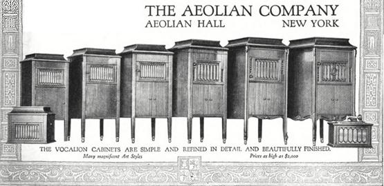 Aeolian Hall Aeolian Company
