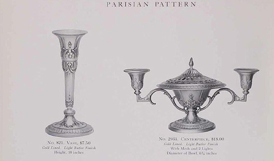 Forbes Silver Co. designs