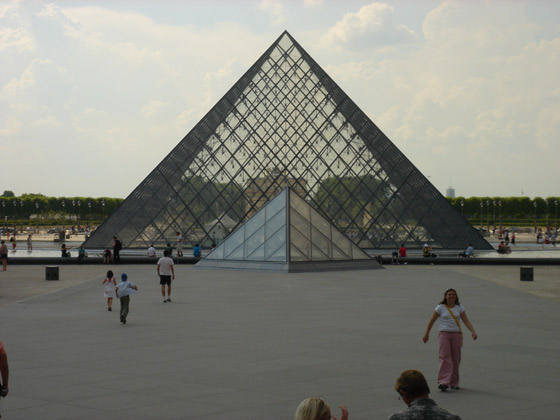im pei essay Large work of art beneath im pei's iconic glass pyr-  although pei's pyramids  are both pre- and post-clas-  context of this essay there are two major points.