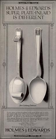 Holmes & Edwards silver