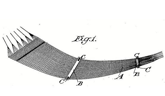 I. E. Palmer Co. hammock drawing