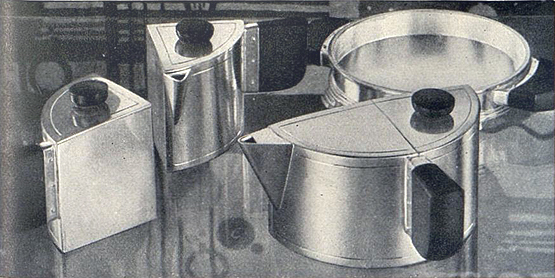 International Silver Co wspc tea set