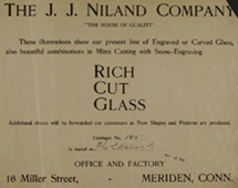 J. J. Niland catalogue