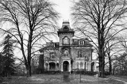 Jedediah Wilcox mansion Meriden