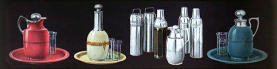 Manning, Bowman & Co. design catalogues