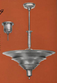 Miller Company lamp
