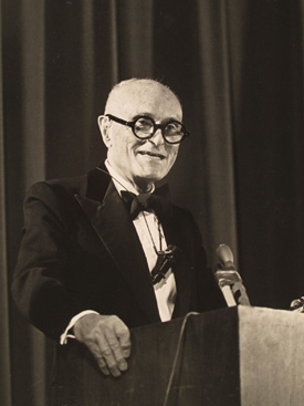 Philip Johnson Wadsworth Atheneum lecture